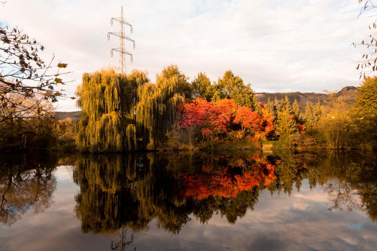 quiet autumn afternoon