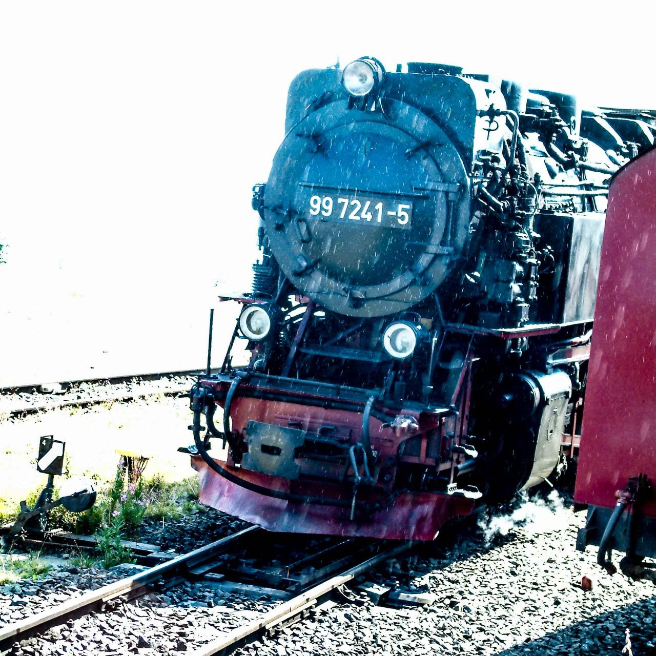BR 99 @ brockenbahn