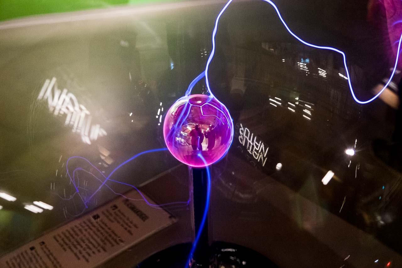 plasma globe
